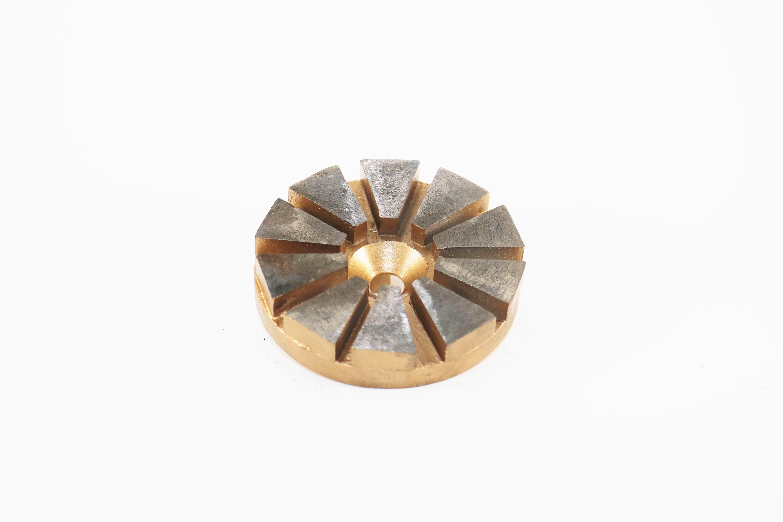 Diamond Metal Bond Square Edge With Pin 200 Grit Apc