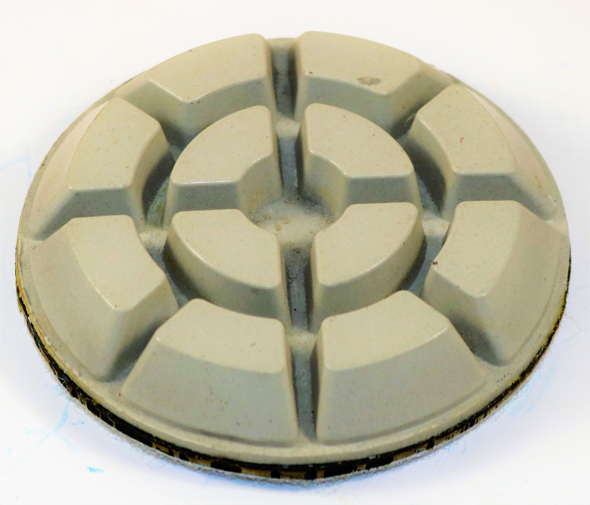Aztec Products Concrete Grinding and Polishing Diamond Pucks