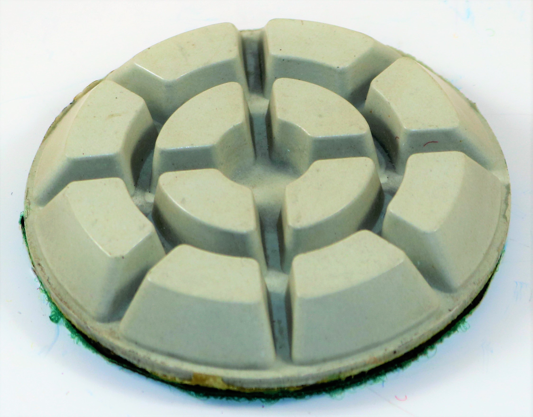 Diamond Polishing Pad With Velcro For Concrete And Stone 3