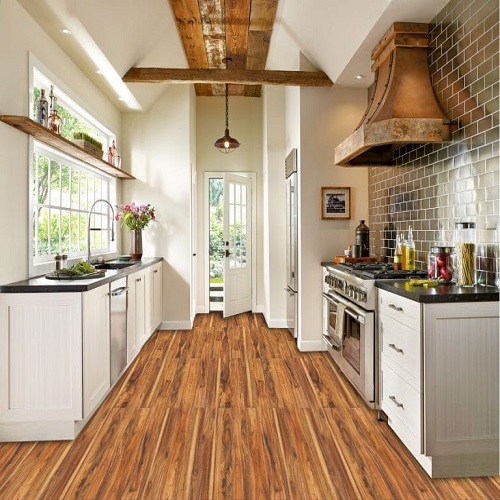 Parkay Forest Natural Acacia 12 3mm Water Resistant Apc Flooring